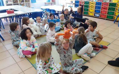 Kindness and Pyjama Day